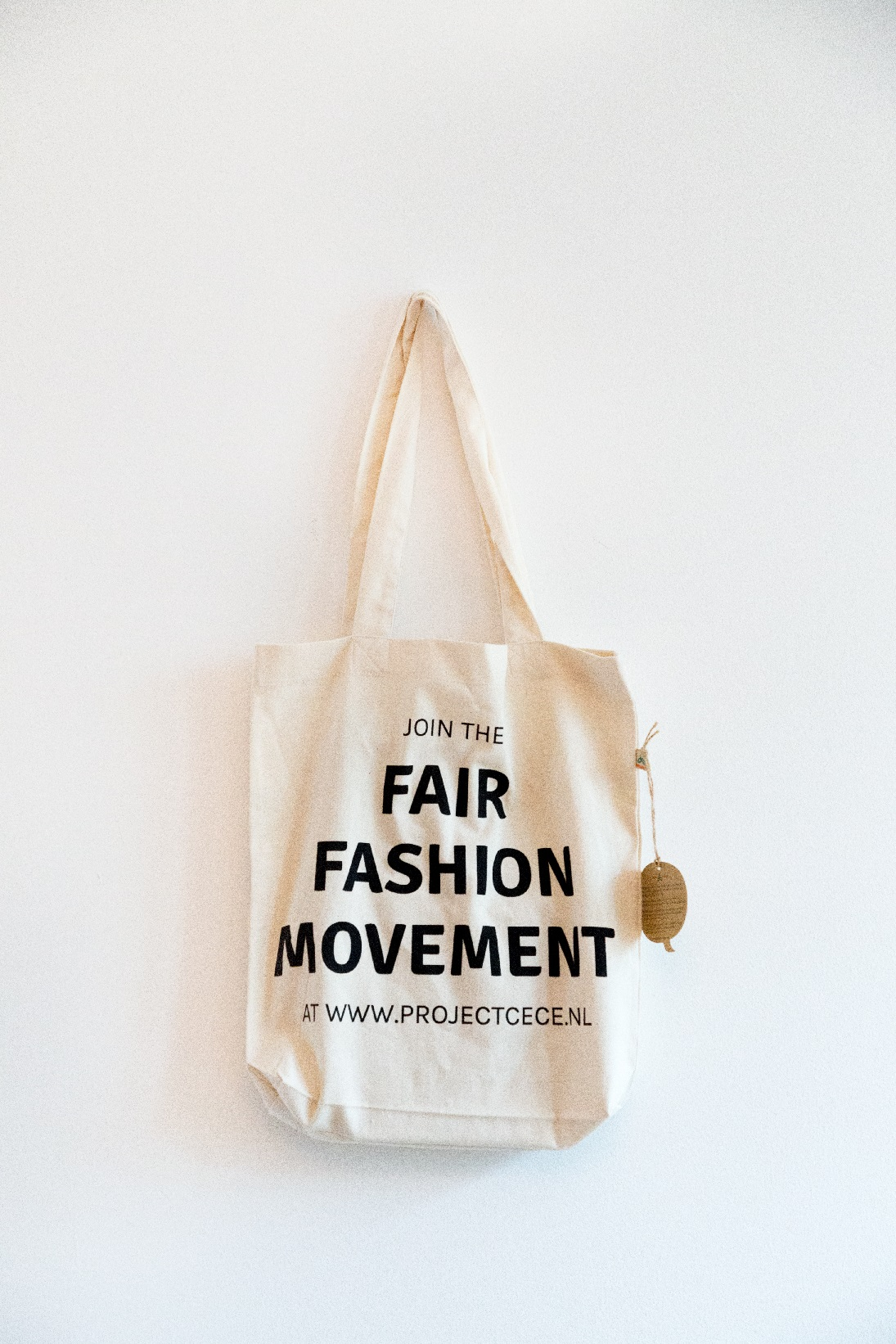 Fair Fashion Movement Tas from Project Cece