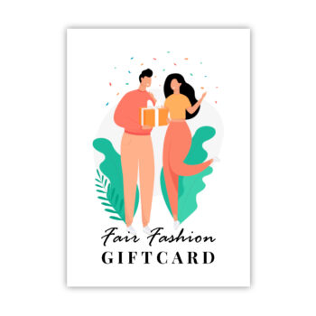 Standaard Fair Fashion Giftcard
